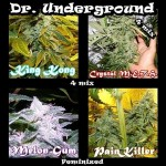 DR UNDERGROUND - Killer Mix